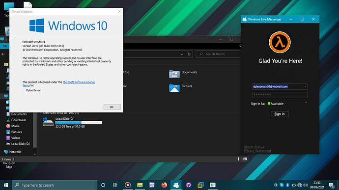 DesktopSIM