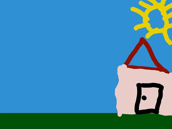 terrible house