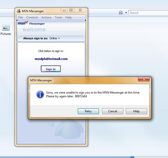 How to use MSN Switcher? - Escargot MSN Server - MessengerGeek