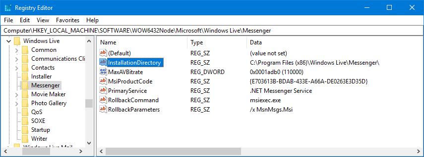 Can't install msn plus live! - Messenger Support - MessengerGeek