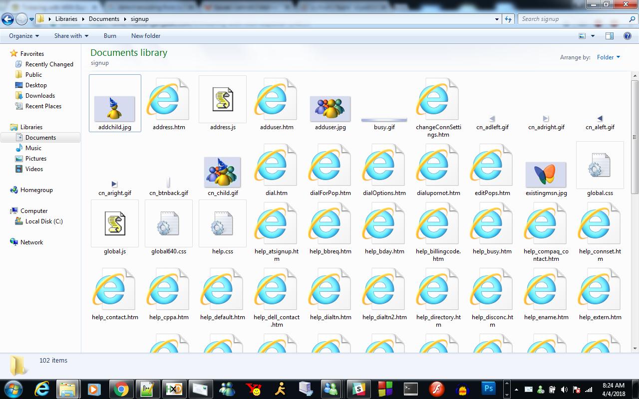 Tinkering with MSN Explorer - #1 - Technology - MessengerGeek