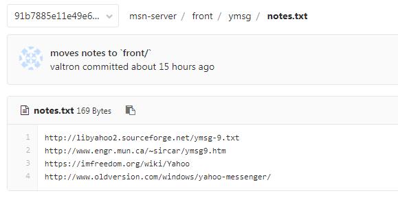 Holy Petey Guacamole Yahoo Messenger Messengergeek