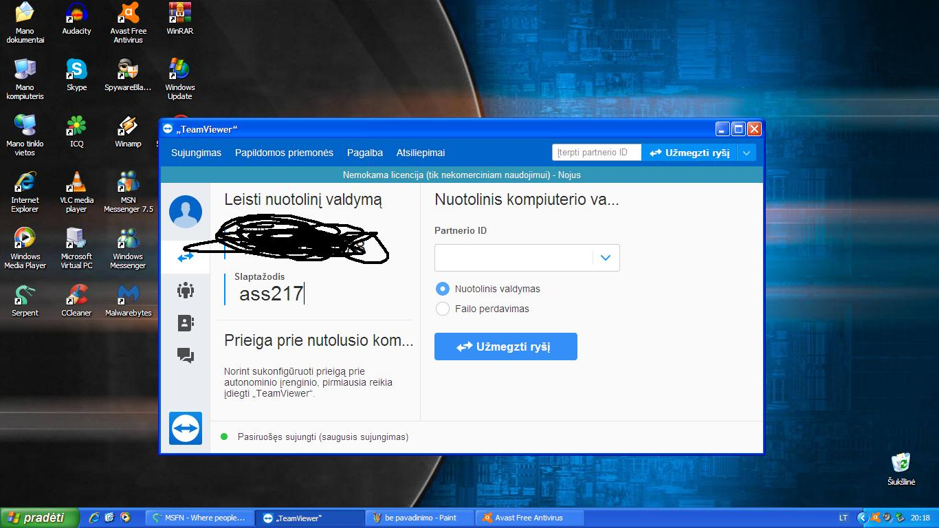 Thanks TeamViewer for a nice password - Raw and Random