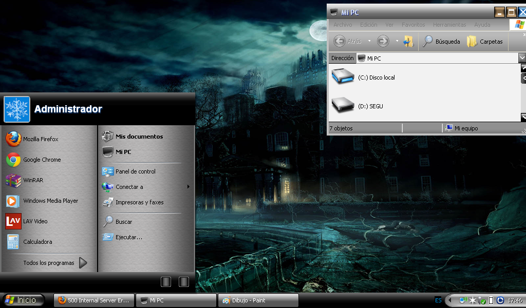 Download some cool themes for Windows XP - Technology