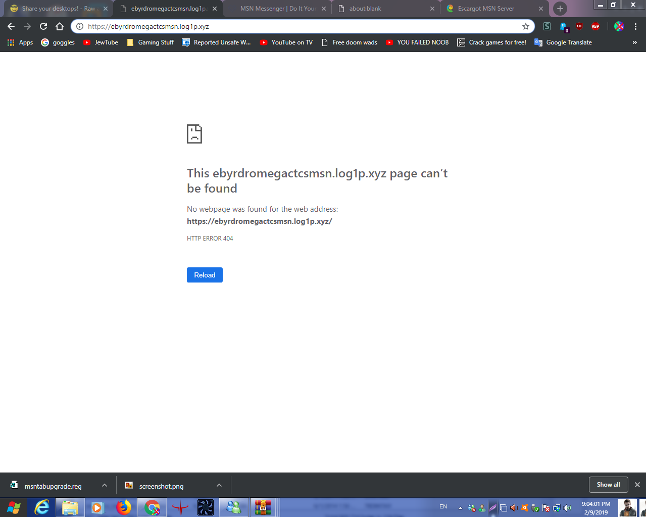 Server Overloaded, Crashed]Can't connect, This time error