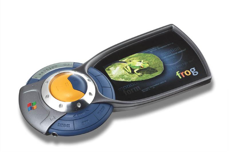 media player by frog design