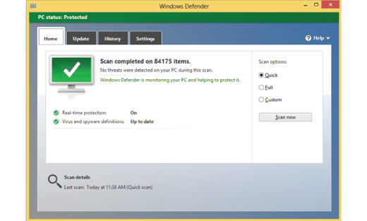 how-to-scan-with-windows-defender